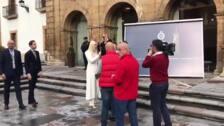 Lindsey Von, Premio Princesa de los Deportes 2019 en su llegada al Reconquista.