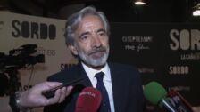 Imanol Arias muy orgullo del trabajo como actor de su hijo
