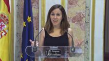 "Unidas Podemos insta a Sánchez a ""moverse"" y ser ""coherente"""