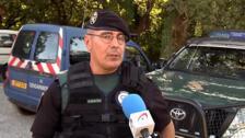 Primeros enfrentamientos entre policías y asistentes a la contracumbre del G7