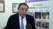 2,2 millones de mujeres en España sufren osteoporosis