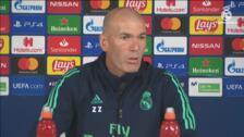 """Zidane se deshace en elogios hacia el entrenador rival: """"Pep Guardiola es el mejor"""""""
