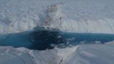 Más icebergs retrasarán el calentamiento global del Hemisferio Sur