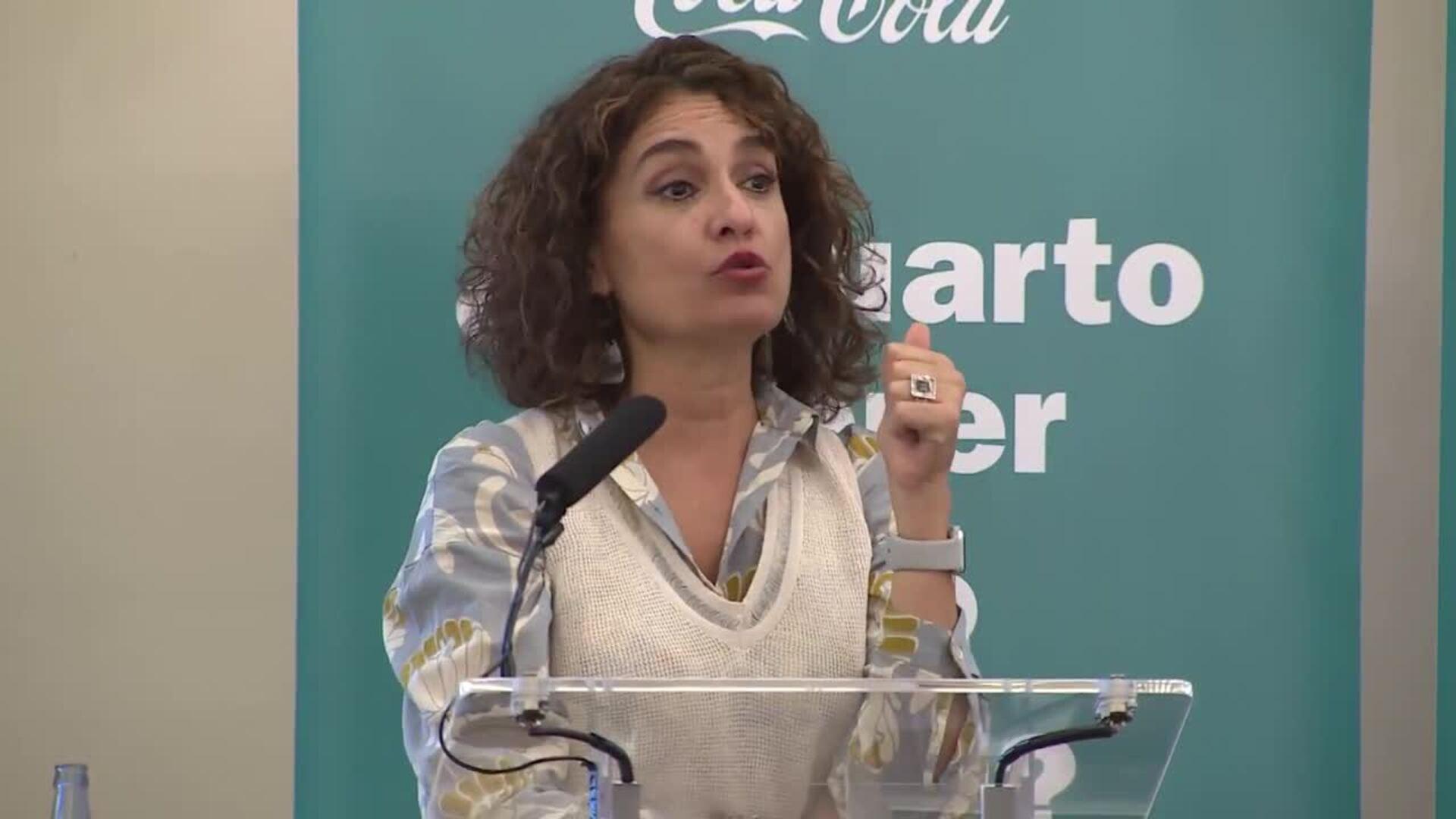 Hacienda reformará el modelo de financiación para evitar diferencias de 800 euros entre CCAA