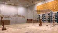 Exposición de obras de Ballester y Ferrant en Valladolid