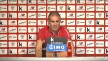 """Garitano sobre la final de Copa: """"Prefiero no estar yo cuando se juegue que que no esté la gente"""""""