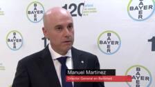 Bayer anuncia una inversión récord de cerca de 60 millones en España en 2019