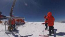 El glaciar peruano Huascarán, indemne al cambio climático