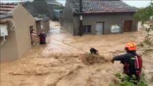 El tifón Lekima deja al menos 30 muertos y más de un millón de evacuados