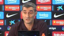 """Valverde: """"Si el Clásico fuera mañana o pasado mañana..."""""""
