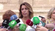 """Díaz avisa de que PP y Cs ya han dicho que el presupuesto de 2020 será """"peor"""""""