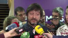 """Mayoral apuesta por Iglesias para """"encabezar este periodo de Podemos 3.0"""""""
