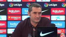 """Valverde cree que se enfrentarán a un Granada """"en la cresta de la ola"""""""