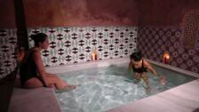 Los baños árabes Hamman Al-Ándalus, premio Pyme del Año en Granada