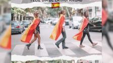 Ana Obregón y las Influencers muestran su orgullo español