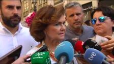 """Calvo, sobre el Open Arms: """"España es un país que no tiene sus puertos cerrados"""""""