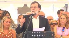 Rajoy promociona el vino gallego