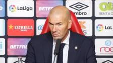 """Zidane: """"Nos ha faltado un poco de todo"""""""