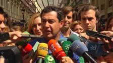 """Moreno defiende que selecciona a los funcionarios por """"capacidad"""""""