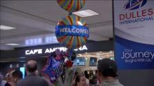 Colapso a nivel nacional en los aeropuertos de EE.UU por la caída del sistema fronterizo
