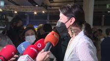 Calvo, Llop y Villacís respaldan a las víctimas de trata en la 'Fashion Week'