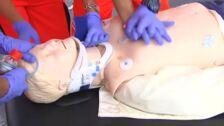 Reanimación para salvar vidas
