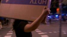 Los radicales independentistas saquean varios comercios en Barcelona