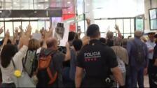 Protestas previas a la sentencia del 'Procés'