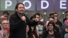 """Iglesias asegura que la sentencia del 'procès' es la """"excusa perfecta"""" para la gran coalición entre PSOE y PP"""