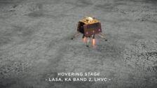 El aterrizador lunar Vikram de la India se busca en sombras lunares