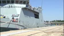 El 'Open Arms' llega al puerto de Lampedusa tras 19 días