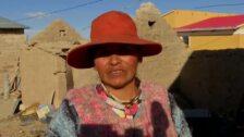 El segundo lago de Bolivia desaparece