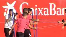 El Sevilla entrena con vistas al Granada