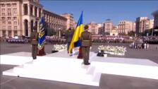 Ucrania celebra el 28º aniversario de su Independencia