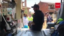El SUMMA 112 revierte una parada cardiorrespiratoria en Chapinería