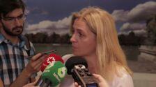 """Sanz: """"Acatamos la sentencia del Tribunal de Cuentas"""""""