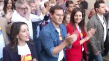 Cataluña centra los argumentos de los líderes políticos
