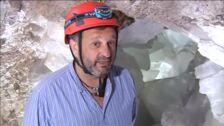La geoda gigante de Pulpí, una joya natural única