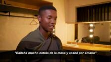 Musa Motha, el bailarín sudafricano que rompe los estereotipos