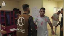 La Selección sub-19 se clasifica para semifinales del Europeo