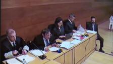 Miguel López se niega a declarar en el juicio