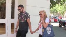 Belén Esteban comparte en Instagram sus vacaciones a Málaga