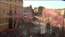 Bilbao ya está de fiesta: Arranca la Aste Nagusia ante miles de personas