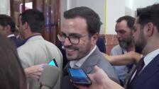 """Garzón: """"Sánchez se ha equivocado en el tono"""""""