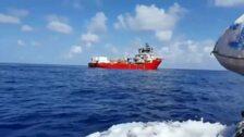 Italia ofrece su puerto para acoger a los 176 inmigrantes rescatados por el Ocean Viking