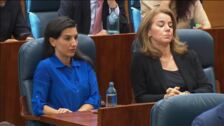 """Díaz Ayuso: """"Madrid no va a pararse por una foto o unos gestos desairados, que solo responden a fines partidistas"""""""
