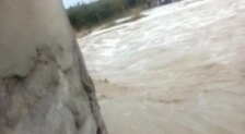Caen 30 litros por metro cuadrado en tan solo media hora en Ramonete