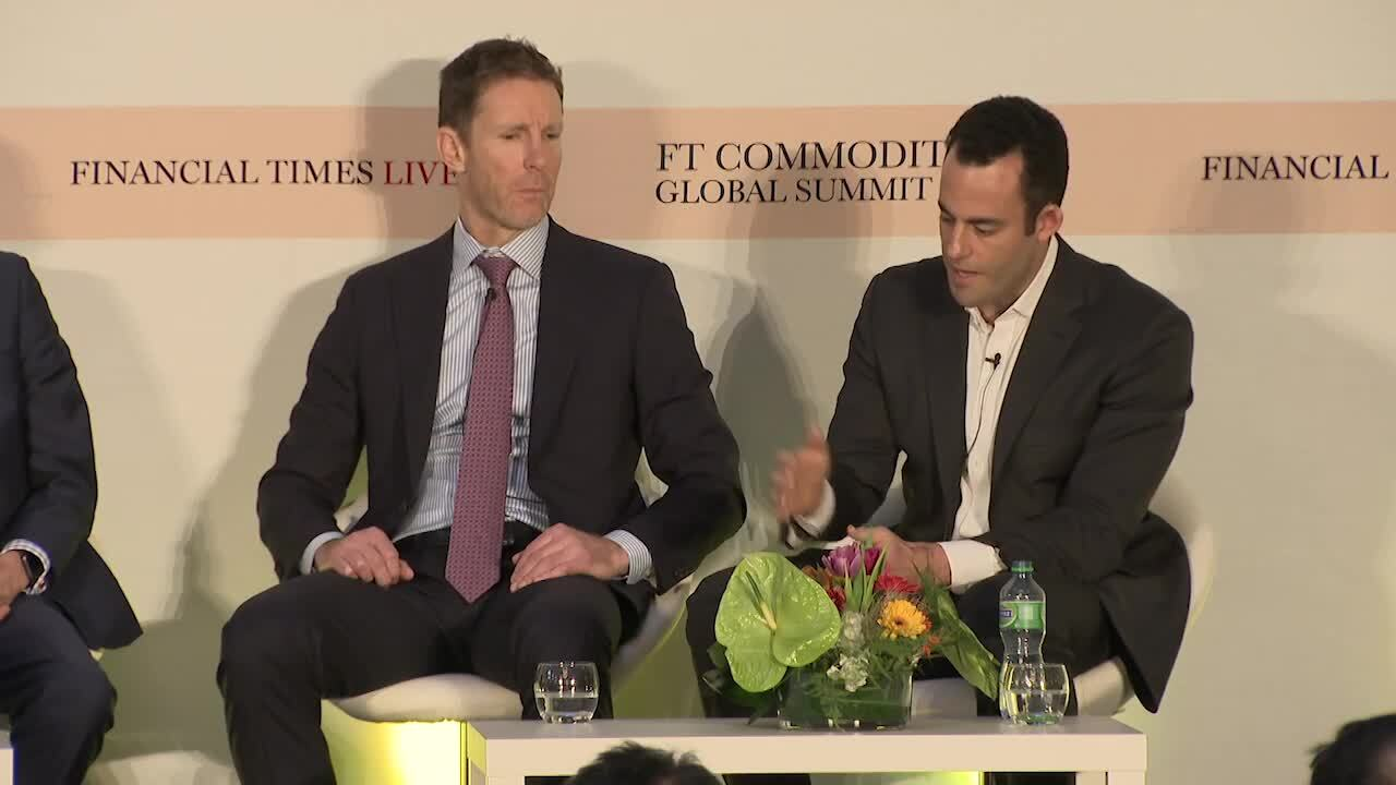 FT Commodities Global Summit 2018 | Cargill