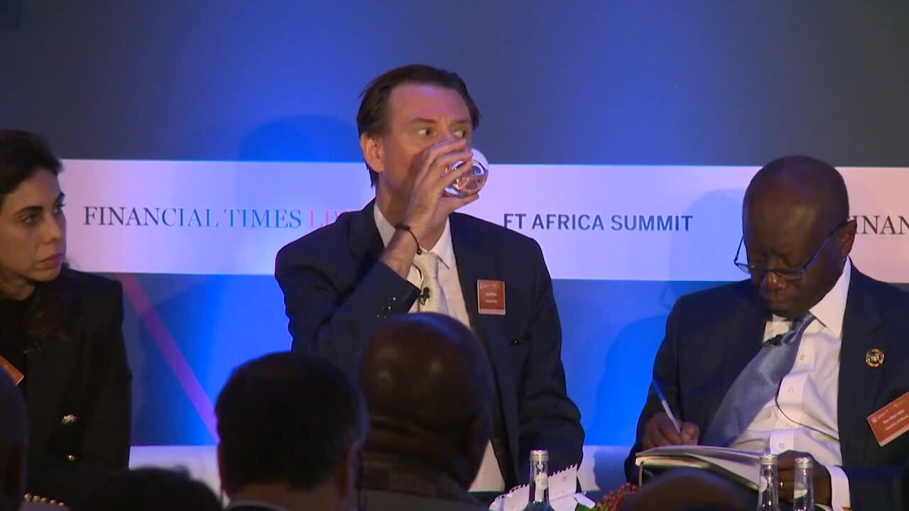 FT Africa Summit 2019 organised by FT Live