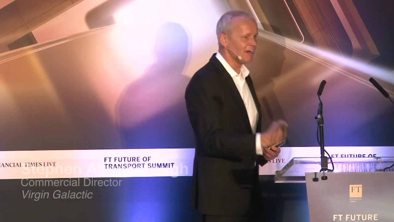 FT Future of Mobility Summit 2019 organised by FT Live